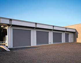 Residential garage doors hibbing commercial garage doors for Garage door visualizer